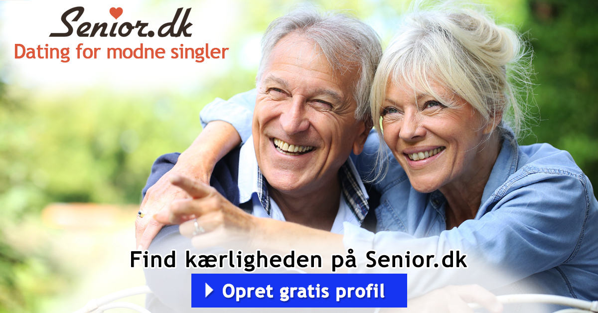 Single seniors dating gratis